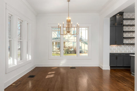 Image of dining room by MT Building Group in Murfreesboro