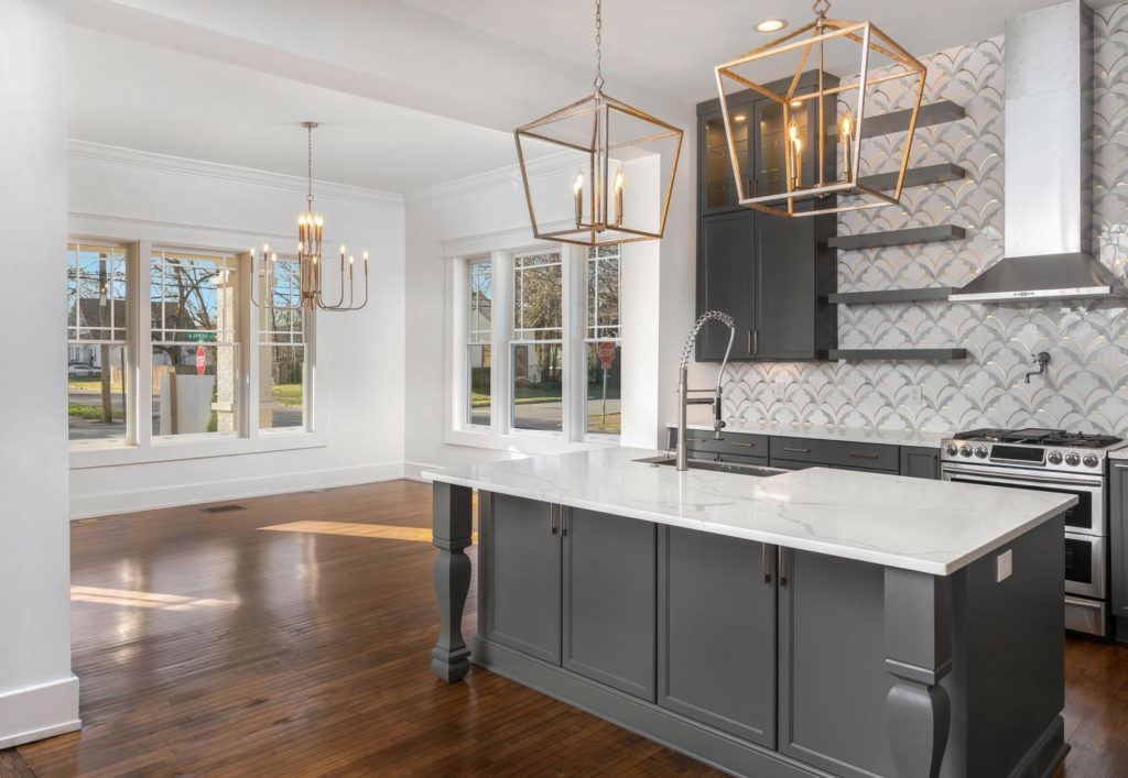 Image of kitchen by MT Building Group in Murfreesboro